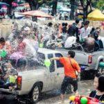 Как и когда отмечают тайский Новый Год Сонгкран