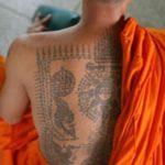 Тату Тайланд. Магические узоры Юго-Восточной Азии