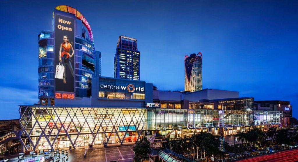 Торговый центр Central World Plaza Бангкок