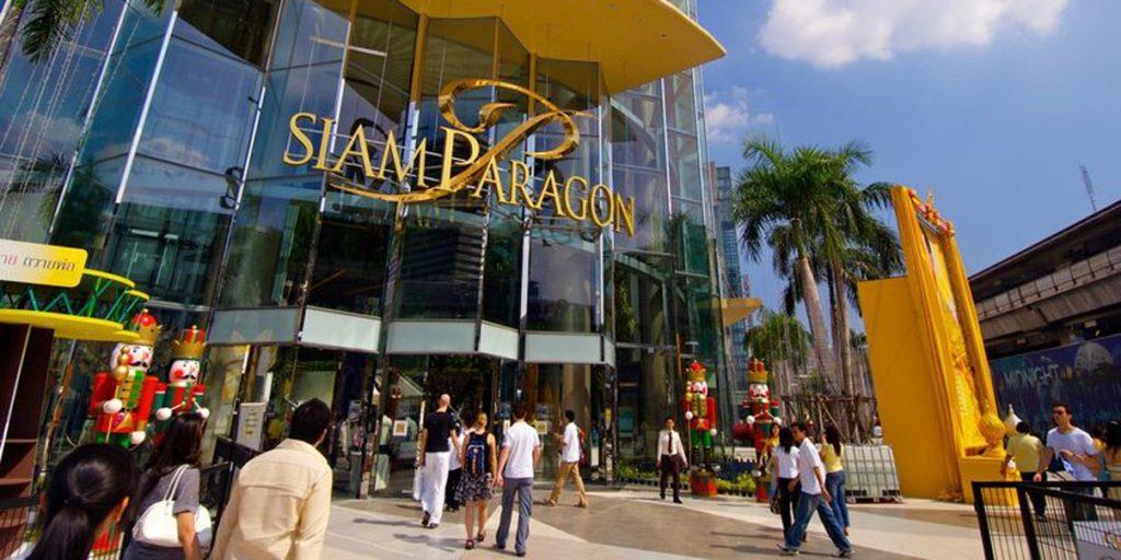 торговый центр Таиланд Бангкок
