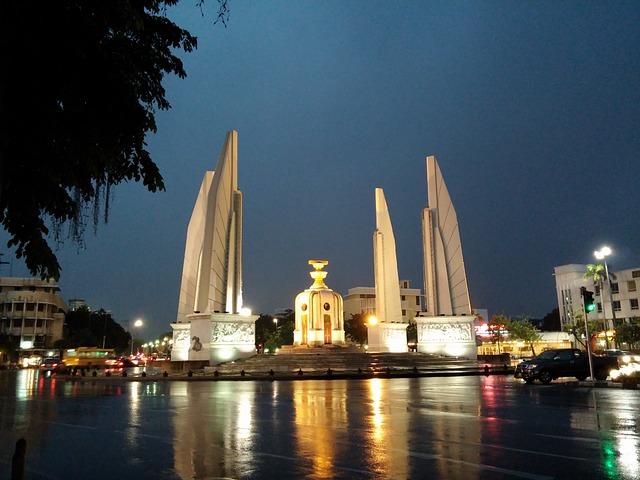Интересные факты про Бангкок
