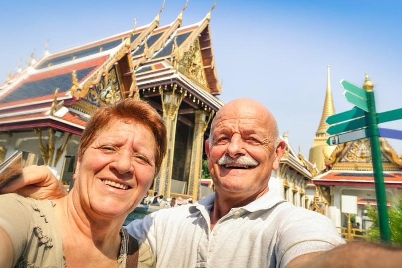 Русские в Таиланде