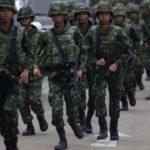 Кто и как служит в армии Тайланда