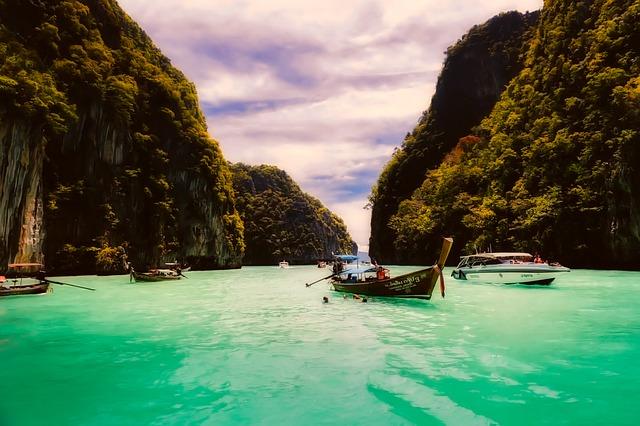 Тайланд или Египет