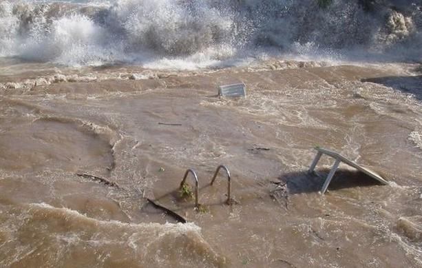 Тайфун в Таиланде
