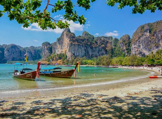 Таиланд или Крым