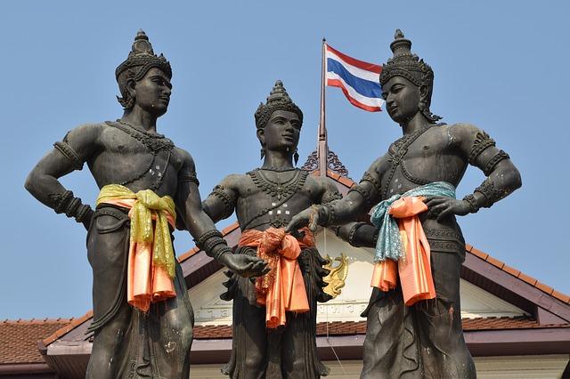 Русские туристы в Таиланде