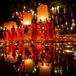 Лой Кратонг — праздник воды и света в Таиланде