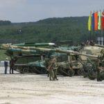 Россия показывает оружие в Таиланде