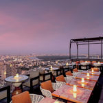 Еда в Таиланде: самый высокий ресторан в