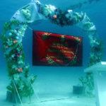 Свадьба под водой в Таиланде..