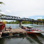 Канчанабури и река Квай в Таиланде
