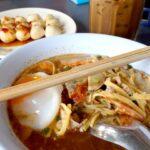 Будете на Сиаме, категорично попробуйте тайскую кухню в Таиланде..
