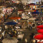 Топ-9 лучших ночных рынков в Бангкоке: Вам стоит там побывать..