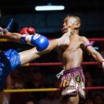 «Уроки» тайского бокса: древнее боевое искусство Сиама..