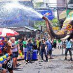 Руководство по Сонгкрану: как отмечать Новый год в Таиланде